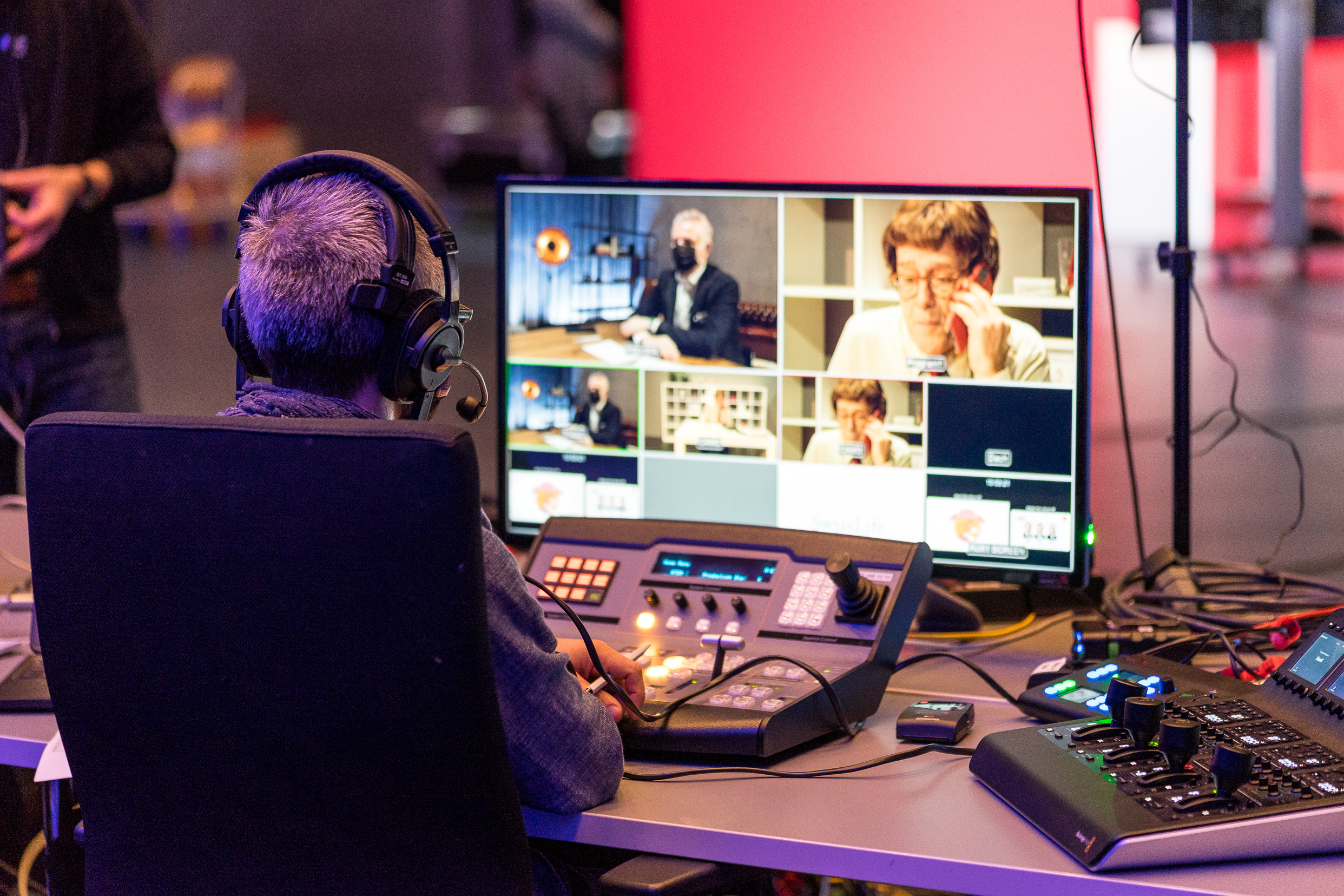 Apoint Film & Event - Film und Livestreaming